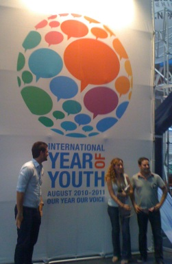 Are YOU ready for the International Year of Youth? Read more on www.un.org/youth